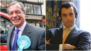 Nigel Farage/Thierry Baudet