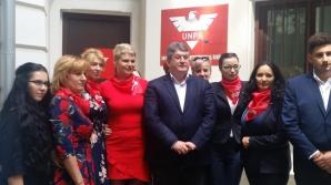 Gabriel Oprea și organizația de femei a UNPR
