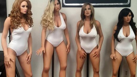 SEXBOT. Cum arată și ce plăceri promite robotul sexual. Adevărul despre mașinile de sex
