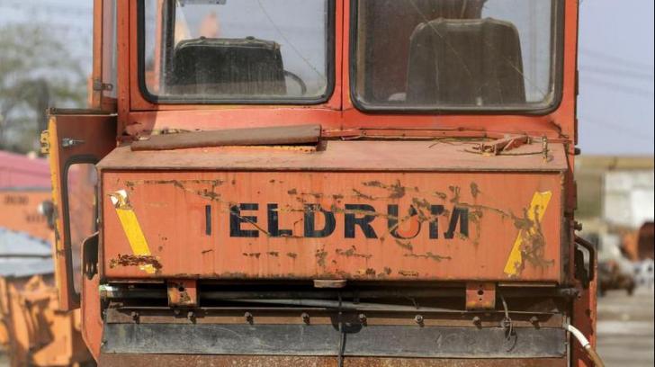 <p>Tel Drum</p>