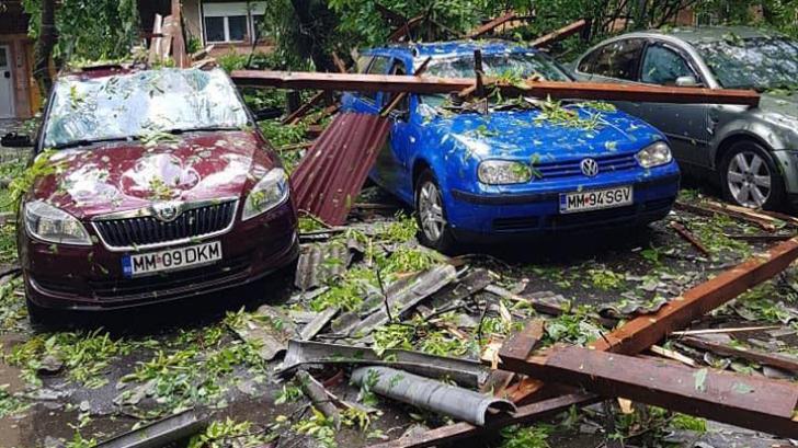 De ce nu a funcționat normal sistemul RO-Alert la furtuna din Maramureș