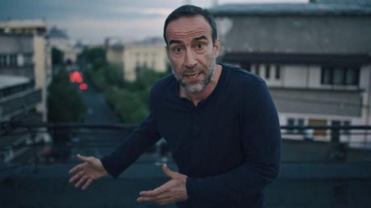 Actorul Şerban Pavlu, mesaj dur legat de vot:
