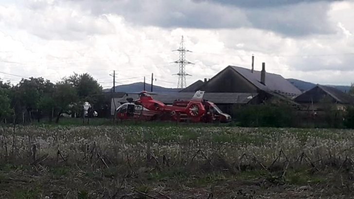 Accident grav la o brutărie din Bistrița-Năsăud! Un angajat a fost prins într-un malaxor