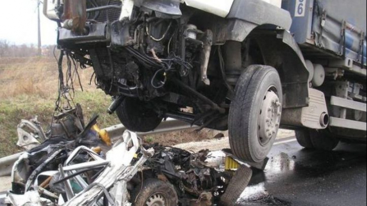 Accident grav în Bihor