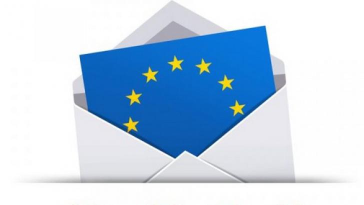 <p>Alegeri europarlamentare 2019</p>
