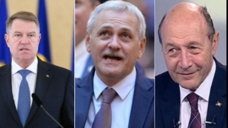 Alegeri europarlamentare 2019. Iohannis vs Dragnea vs Băsescu. Ce strategie are fiecare