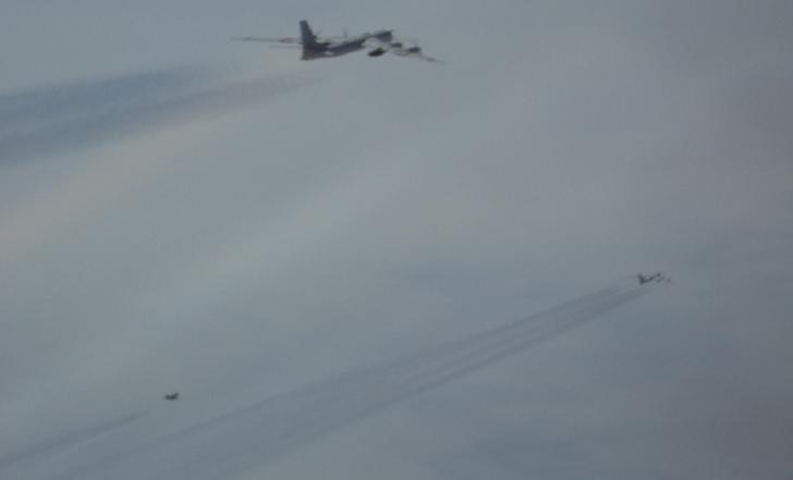 Incident militar aerian între Rusia și SUA