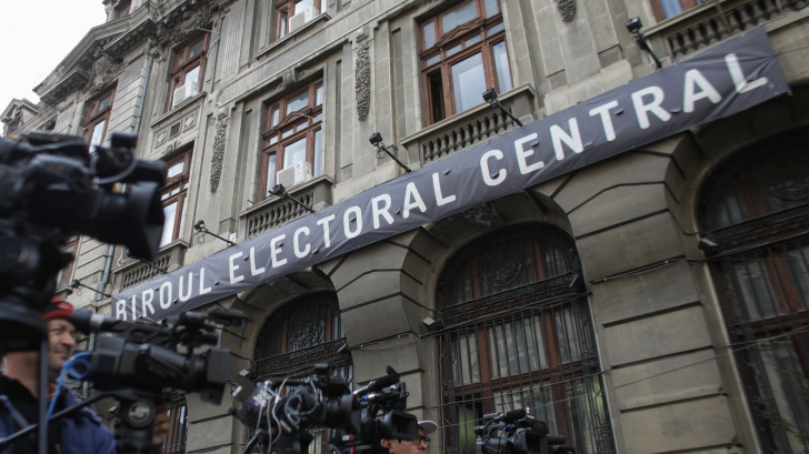 11.00: BEC anunța primele date oficiale ale alegerilor europarlamentare