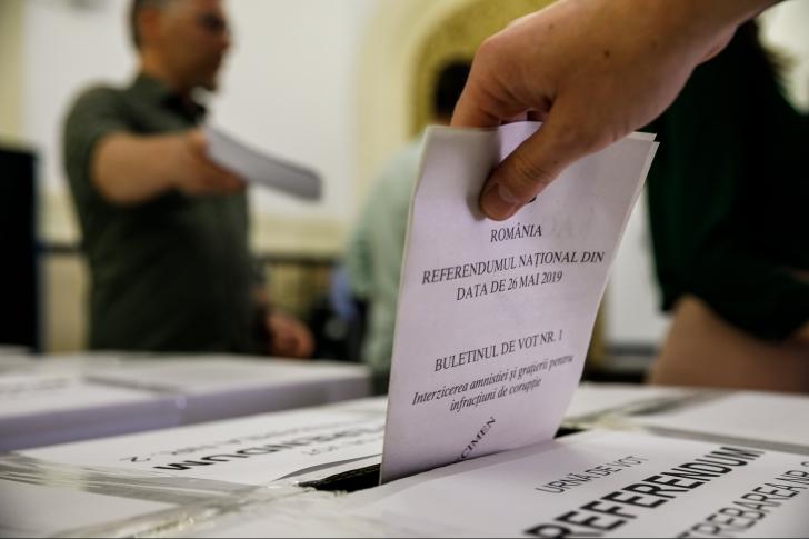 Alegeri 2019. Cum arată buletinele de vot pentru Referendum