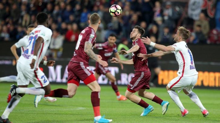 CFR Cluj dă lovitura și ia un star din Liga 1!