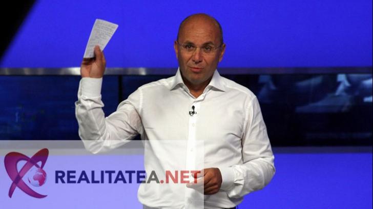 Cozmin Gusa la emisiunea Romania 2019. Foto: Cristian Otopeanu