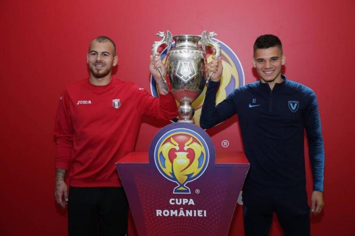 LIVE VIDEO BLOG | Astra și Viitorul se luptă pentru Cupa României!