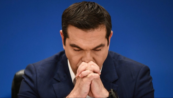 Alexis Tsipras, învins în alegeri