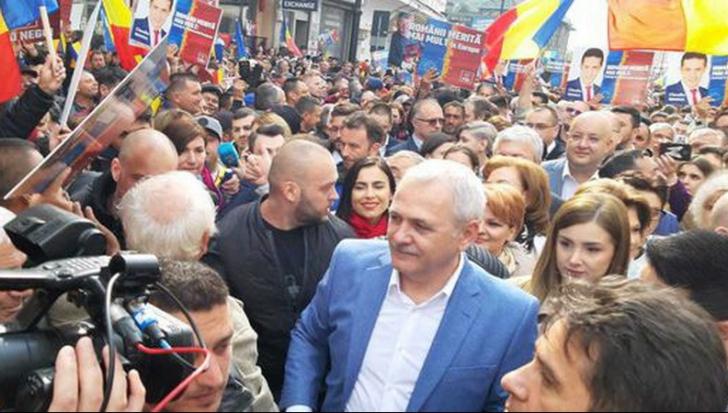 PSD contraataca summitul european de la Sibiu cu un miting la Iasi