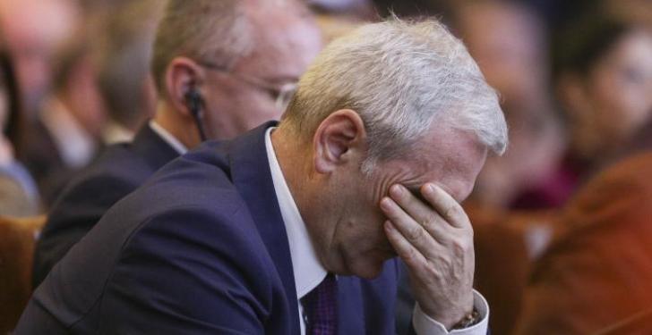 Dragnea, refuzat de ministrul Justitiei