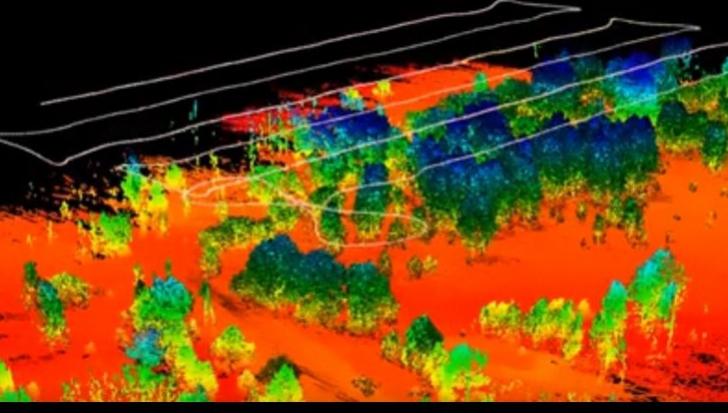 """Prima dronă trimisă în pădurea """"zombie"""" de la Cernobîl. Șocant ce au găsit oamenii de știință"""