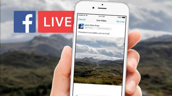 Live pe Facebook cu reguli mult mai stricte