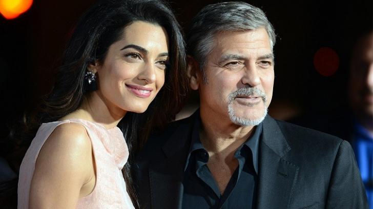 Cum poţi să iei masa în Italia cu Amal și George Clooney
