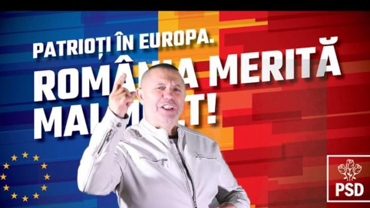 """Deputatul """"mitralieră"""" despre maneaua PSD: Este doar un cântec, nu clip electoral"""