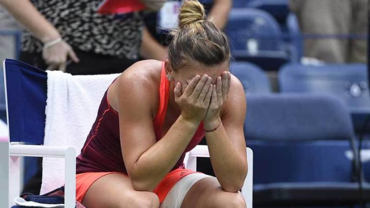 """""""Obiectivul e Roland Garros!"""" Ce i-a transmis Dobre lui Halep"""