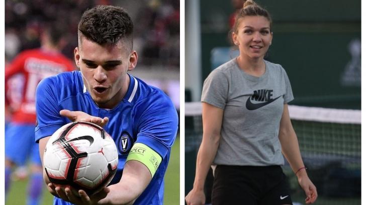Schimb de mesaje între jucătorii Viitorului și Simona Halep!