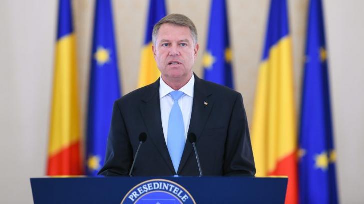 Klaus Iohannis: Liderii UE au felicitat românii pentru ziua votului