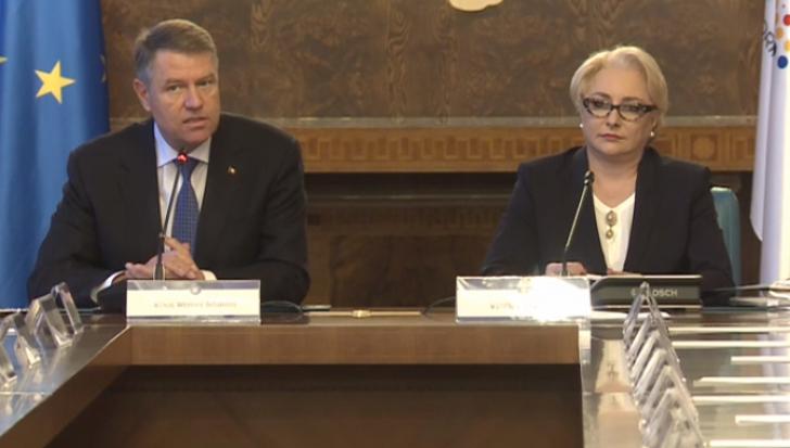 Viorica Dăncilă, nemulțumită pentru că nu a fost invitată de Iohannis la summitul UE de la Sibiu