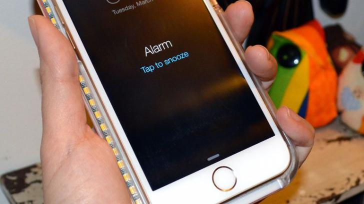 Daca faci asta pe iPhone, diminetile tale vor fi mai bune! Incearca si convinge-te
