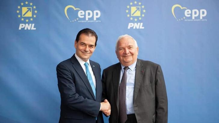 Joseph Daul, președintele PPE: Mi se pare scandalos ceea ce se întâmplă în România