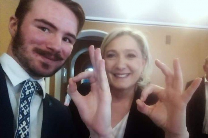 <p>Marine Le Pen</p>