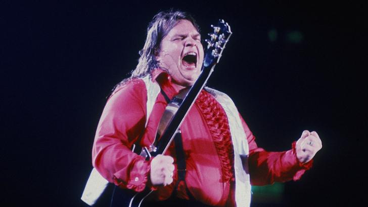 Rockerul Meat Loaf a suferit un accident pe scenă