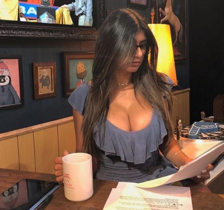 Cum arăta Mia Khalifa adolescentă, înainte de a deveni vedetă XXX. Fotografia care a şocat!