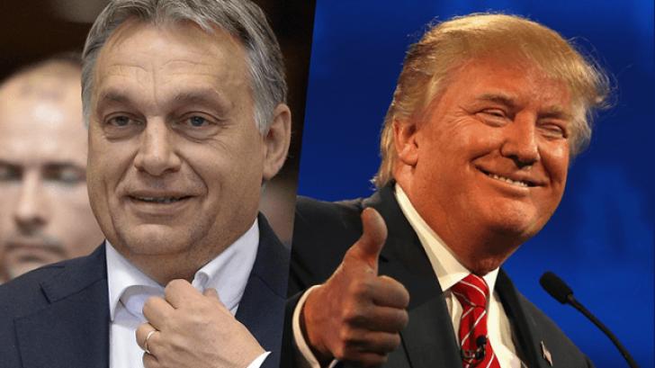Viktor Orban șubrezește relația României cu SUA