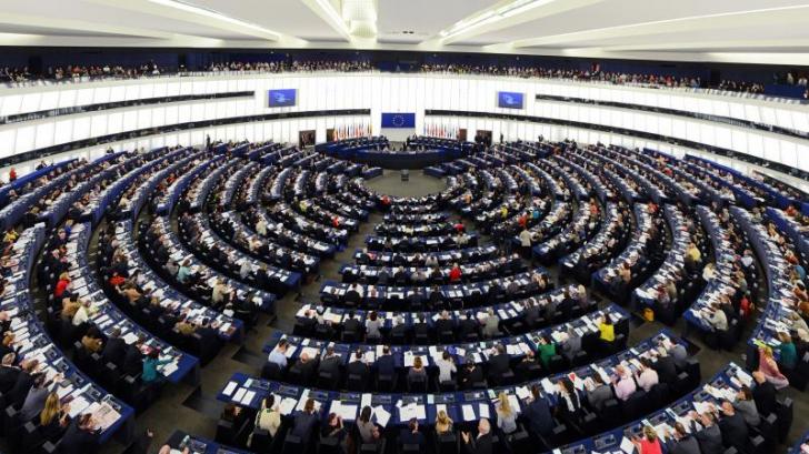 <p>Parlamentul European</p>