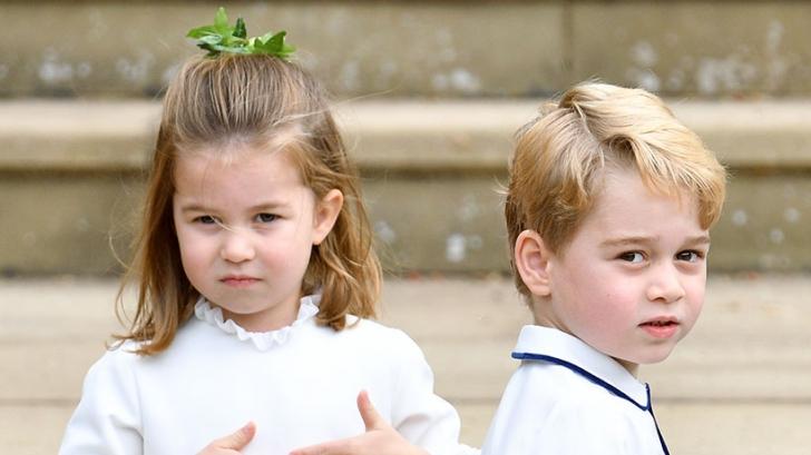 Prinţesa Charlotte a împlinit 4 ani. FOTO