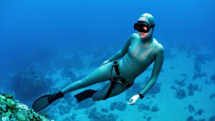 Cum ar fi viața ta dacă ai putea respira sub apă