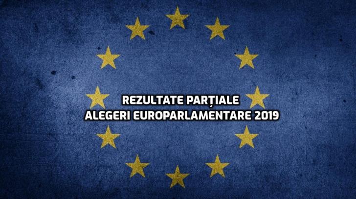 Rezultate parțiale alegeri europarlamentare 2019 - Exit Poll live pe realitatea.net la ora 21