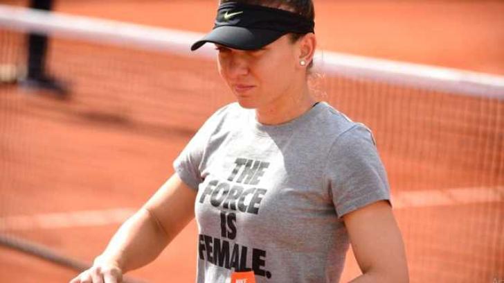 ROLLAND GARROS 2019. Simona Halep revine pe terenul francez, unde a câștigat primul ei Grand Slam