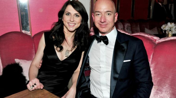 Decizia luată de fosta soție a șefului Amazon, după divorț. Ce se întâmplă cu averea