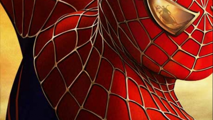Spiderman a căzut