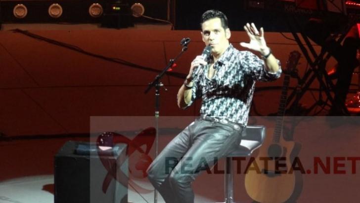 Stefan Banica, la concertul din 7 martie. Foto: Cristian Otopeanu