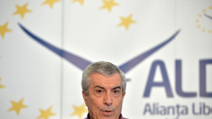 ALDE, SUB pragul de intrare în Parlamentul European! Tăriceanu: Exit-poll-urile sunt doar indicative