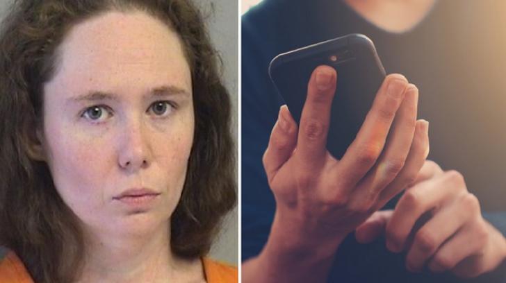 A luat telefonul fostei soţii. A văzut ce aplicație a instalat şi a alertat imediat poliția! Inuman!