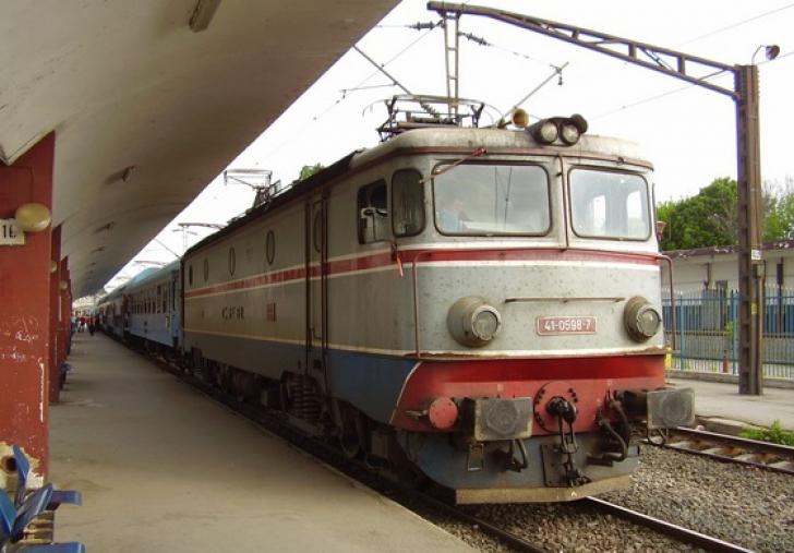 Operațiune dramatică de salvare, în Capitală. Copil de 13 ani, electrocutat pe tren / Foto: Arhivă