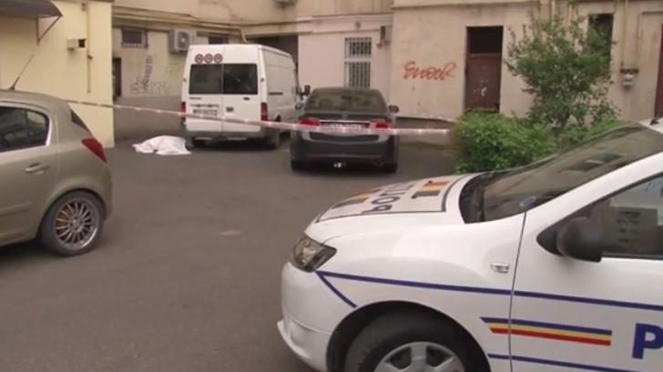 Tragedie în Argeş: Un bărbat s-a aruncat de la etajul 8