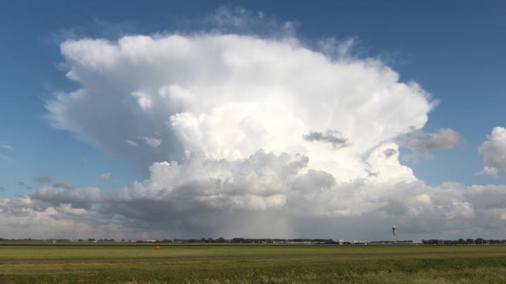 Cum știi cum o să fie vremea în funcție de ce nori sunt pe cer