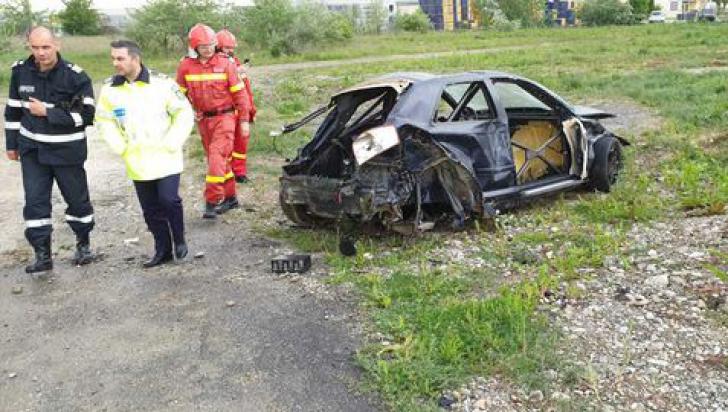 Pilot de curse, mort într-un accident pe centura Bucureștiului