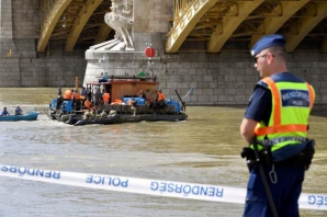 Tragedie pe Dunăre la Budapesta