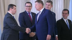 Pactul Opoziției, de ziua președintelui
