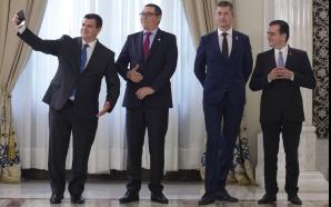 Pactul Opoziției la Cotroceni